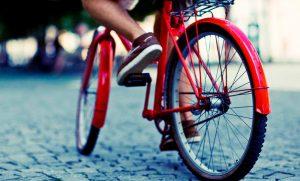 bicicletas en Malasaña