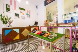 Tiendas de moda en Malasaña