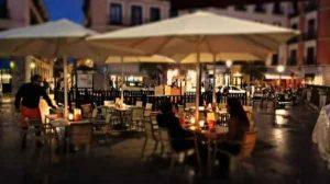 Restaurante El Balcón de Malasaña, cocina fresca y sana