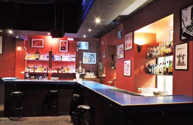 bares de Malasaña
