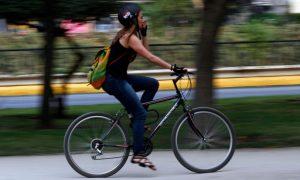 Paseo en bicicleta por Malasaña