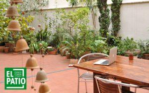 Coworking en Madrid: El Patio, un espacio en Malasaña