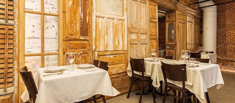 La Fragua de Sebín restaurante