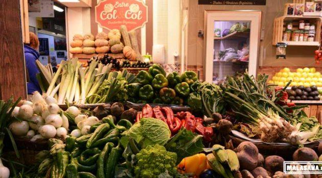 Fotogalería de la frutería Entre Col y Col, productos ecológicos (3/3)
