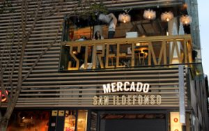 Mercado de San Ildefonso: de los más emblemáticos de Malasaña