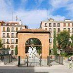 Plaza Dos de Mayo, un referente en Malasaña