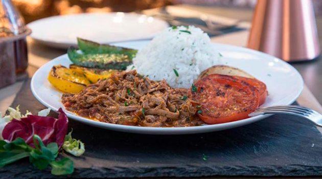 Restaurante Abrásame, sabores caribeños en Malasaña