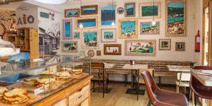 Restaurante Aió, cocina de Cerdeña en el corazón de Malasaña
