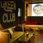 Green Club Café, hamburguesas, costillares gourmet, magia y buena música