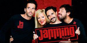 'Jamming', la mejor improvisación de teatro en Madrid