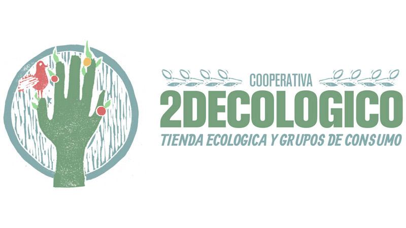 logotipo del proyecto ecológico 2deecológico
