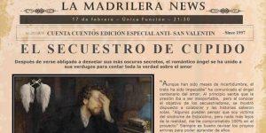 Ocio en Madrid: próximas funciones del teatro La Madrilera