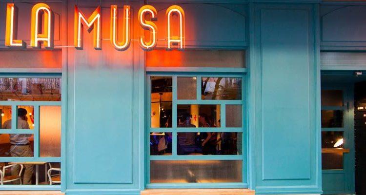 Restaurante La Musa de Malasaña