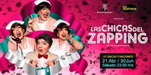 """""""Las chicas del zapping"""" el show que no te puedes perder"""