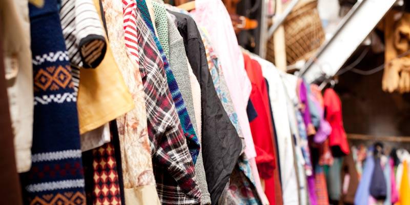 ropa de segunda mano