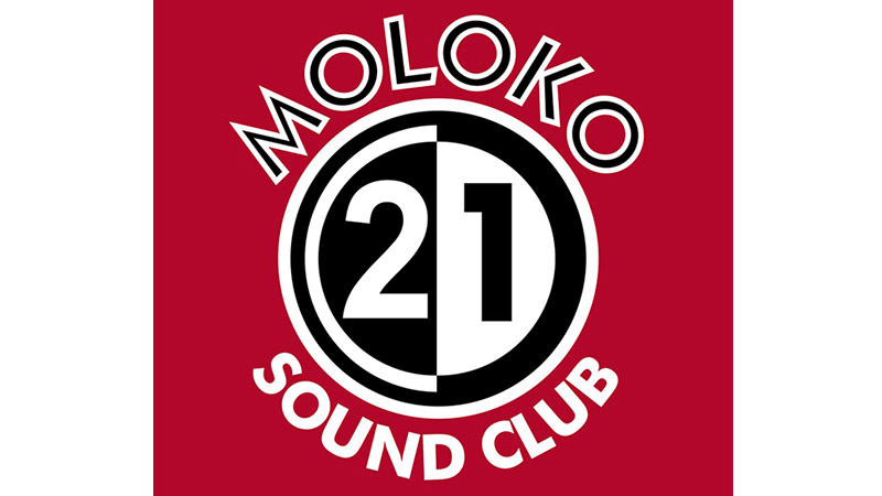 logotipo del bar moloko sound club