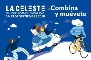 Cartel de la Semana de la Movilidad