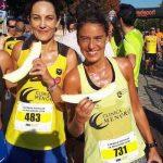 Mil personas corrieron 'La melonera'