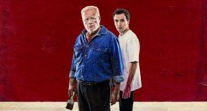 Rojo: Juan Echanove y Ricardo Gómez en el Teatro Español
