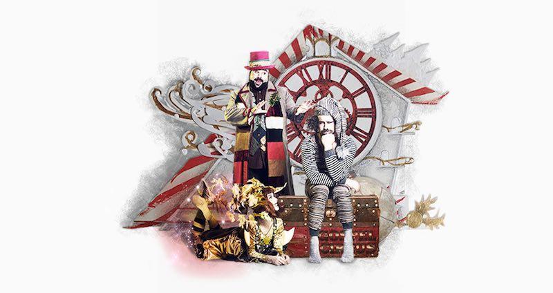 La navidad a través de Dickens en el Circo Price