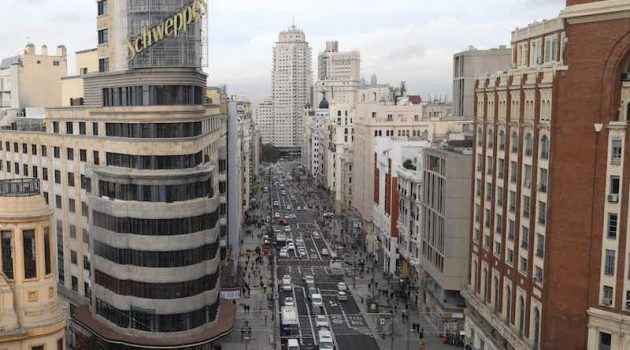 Madrid Central aumenta la movilidad sostenible