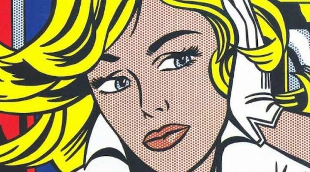 Los pósters de Roy Lichtenstein en Canal