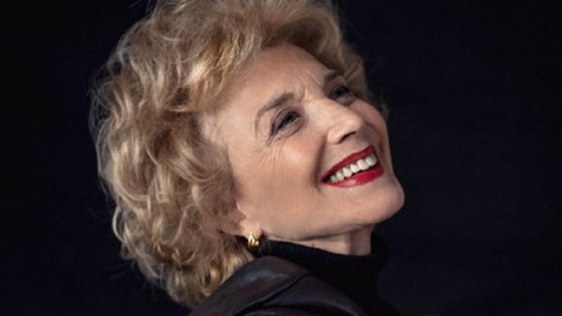 La actriz Marisa Paredes.