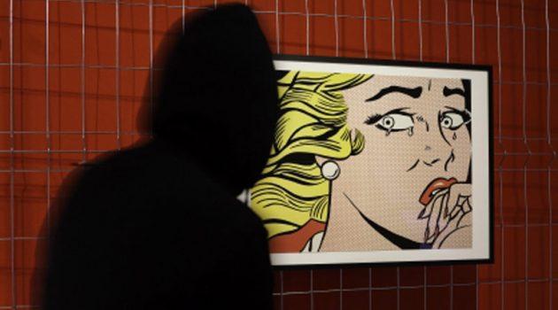 Exposición de Roy Lichtenstein en Fundación Canal