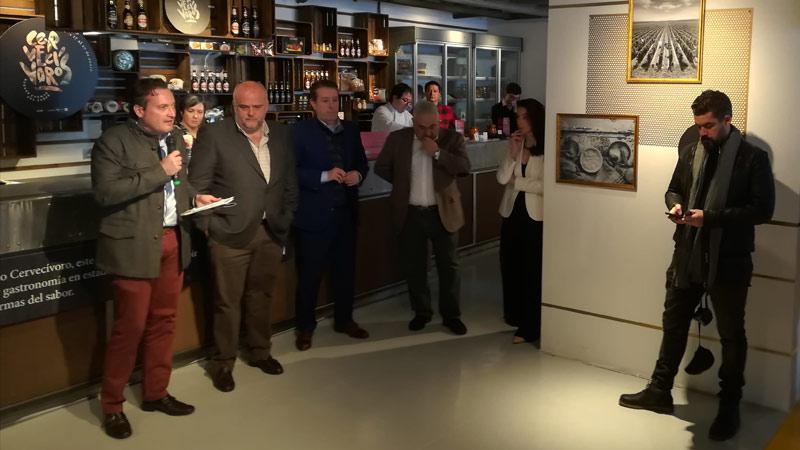 Presentación de 'Cervecívoros' en Platea