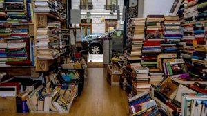 Las tiendas de libros de segunda mano mejor valoradas de Madrid