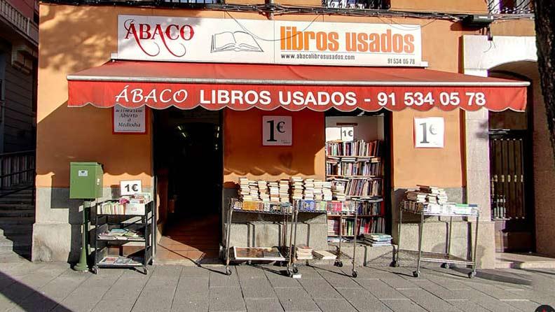 Abaco libros en Madrid