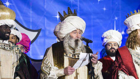 Discurso de Los Reyes Magos