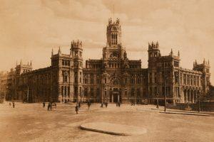 David Bestué homenajea al Palacio de Cibeles