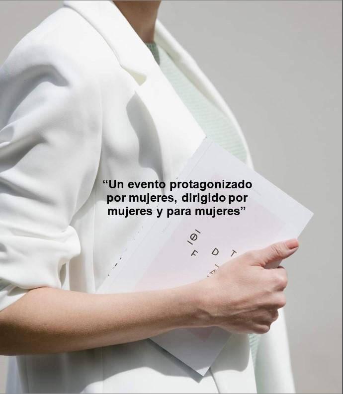 Cartel promocional del Femme Creators
