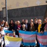 Plazuela de la Memoria Trans, un nuevo lugar de reivindicación LGTBI
