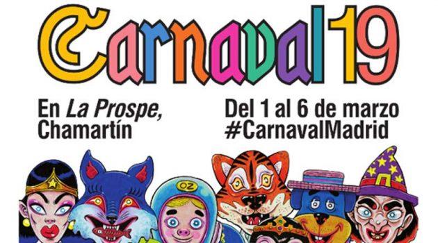 Madrid celebra el Carnaval en sus barrios