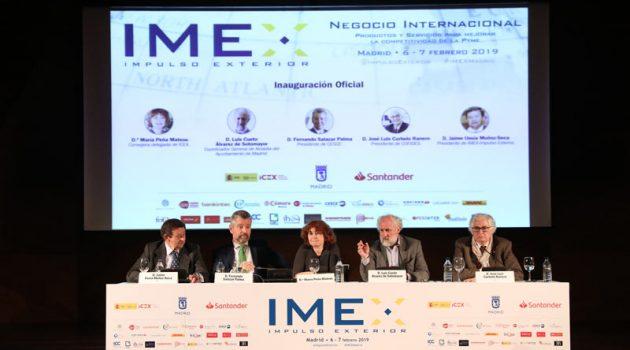 IMEX, la apuesta por el comercio exterior en el Palacio Cibeles