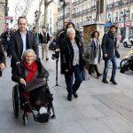La calle Atocha finaliza sus obras de remodelación y reabre la entrada al centro