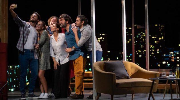 La mundialmente versionada 'Perfectos Desconocidos', llega al teatro