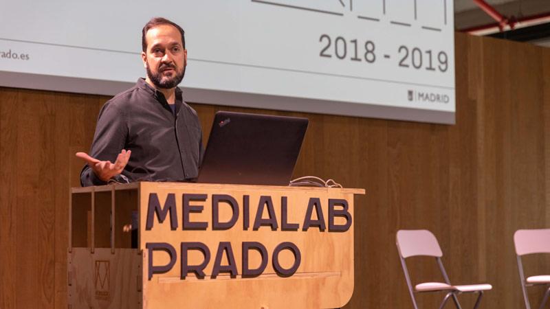 Charla de la programación de Media Lab
