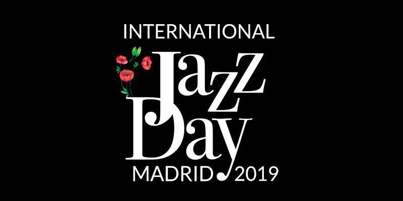 Cartel promocional del International Jazz Day