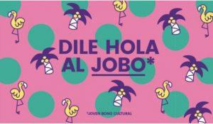 JOBO, el joven bono cultural que vas a querer tener