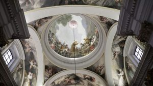 Frescos de Goya en la Ermita de San Antonio