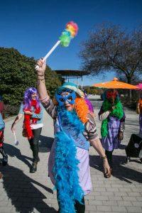 La gran Fiesta Rara del parque de Pradolongo
