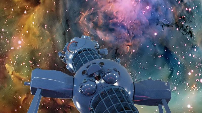 Proyectos de estrellas en el Planetario