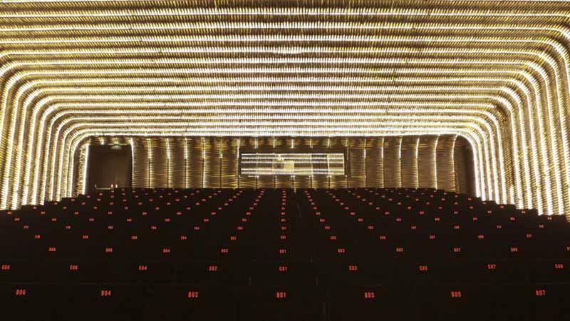 Cineteca de Madrid en Matadero