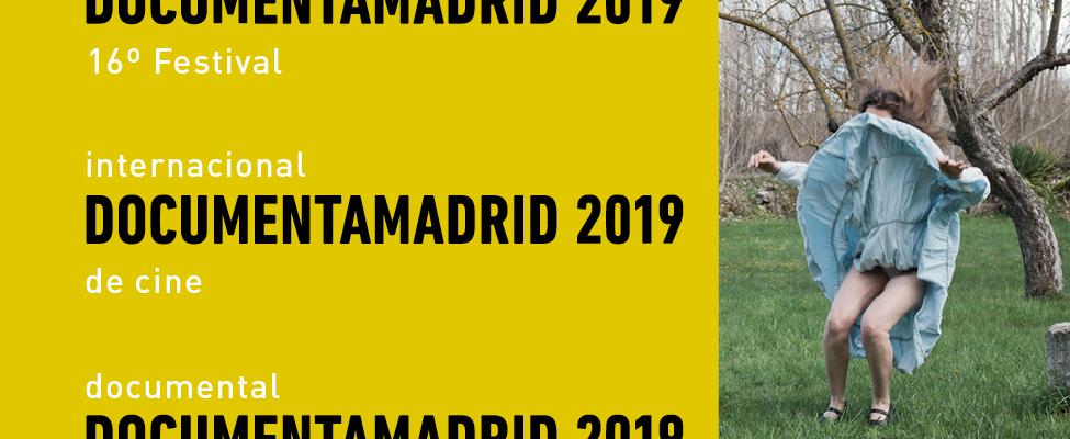 Cartel DocumentaMadrid 2019