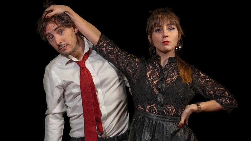 'Incondicionales' con Bernardo Rivera y Candela Solé en el Teatro Lara