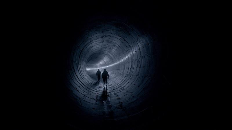 Fragmento de la película La Ciudad Oculta de Victor Moreno