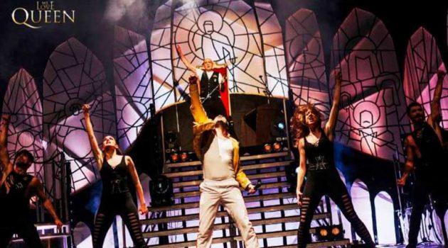 Yllana trae 'We Love Queen' de vuelta a los escenarios
